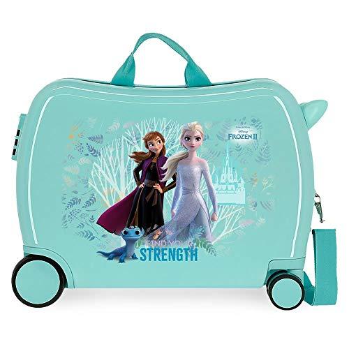 Koffer Frozen, Rosa Roja, 50x38x20 cm, Kinderkoffer