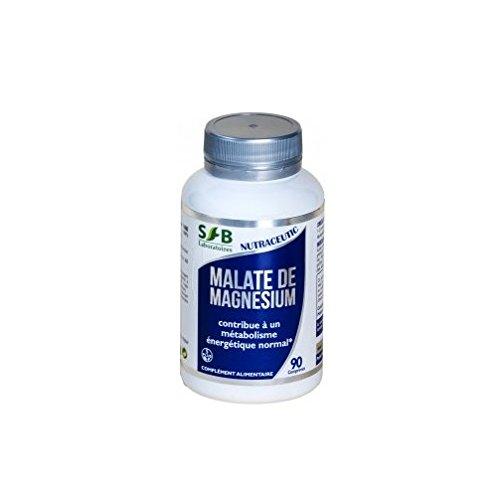 Malate de Magnesium - 90 comprimés