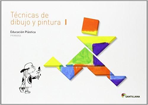 CUADERNO TECNICAS DE DIBUJO Y PINTURA I 1 PRIMARIA - 9788468015798