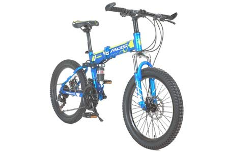 MDS UNLIMITED CYCLES Rhino Flyer 20 inch 21 Gear Kids Cycle Fat tyre...