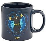 Vandor Disney Aladdin Movie Genie 20 oz. Heat Reactive Mug (86261)