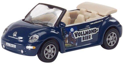 25013 - Schuco - VW New Beetle Cabrio Vollmond Bier