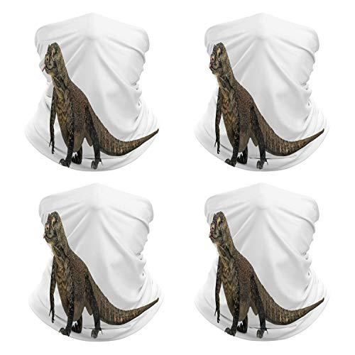 Face Mask Komodo Dragon Walking Sticking The Funny Neck Gaiter N62059