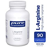 Pure Encapsulations - l-Arginine - Hypoallergenic Supplement Containing High Quality l-Arginine - 90 Capsules