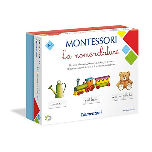 Jeu Montessori Clementoni