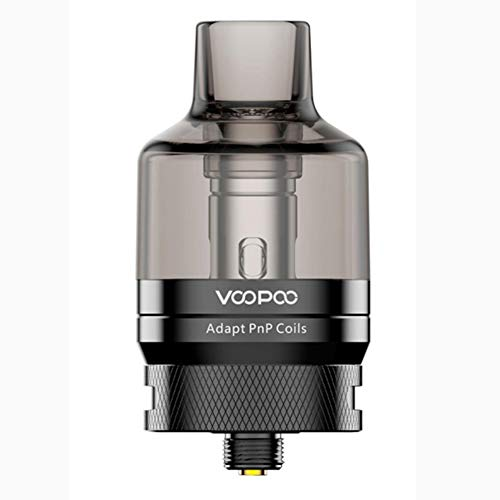VOOPOO PnP Pod Tank original Llenado de fondo de tanque 4.5ML Atomizador con bobina PnP-VM1 PnP-VM6 para E Cigs VOOPOO Drag X y Drag S Vape