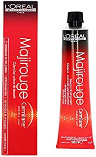 Loreal Majirel Hair Color #6,64 Ionene G Incell 1.7 Ounce European Package For #6.64/6RC Majirouge