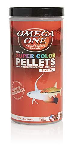 omega one super color pellets - 1