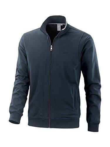 Joy Sportswear Sweatjacke Dirk für Herren, gut für Sportarten wie Yoga und Fitness eignet 52, Night