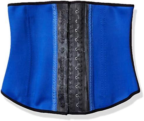 Ann Chery Women s Faja Deportiva Workout Waist Cincher Blue X Small 30 product image