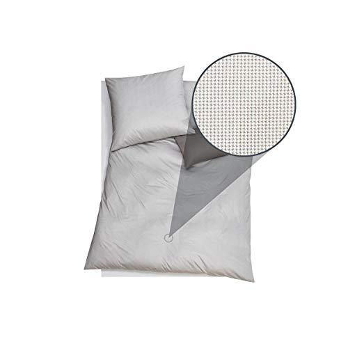 DORIS MEYER Interlock-Jersey Bettwäsche Timo Kiesel Bettbezug einzeln 155x220 cm