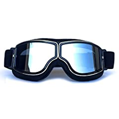 【Frame】Ergonomic nice quality ABS frame, finishing with black, extra-soft, close-fitting face padding. Foam padding around the outer rim for added comfort. Sculpted styling with exceptional fit and peripheral vision. 【Lens】PC lens, durable and scratc...