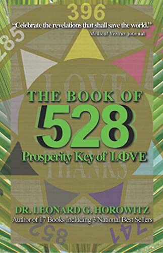 The Book of 528: Prosperity Key of Love (English Edition)