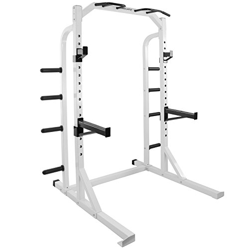Hardcastle Heavy Duty Power Cage & Weight Plate Rack