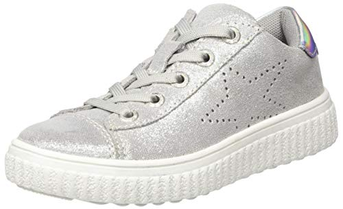 Lurchi Nelia Sneaker, Silber (Silver 29), 36 EU
