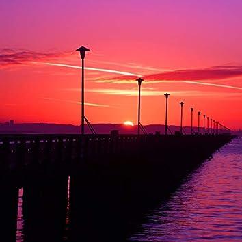 burning sunsets