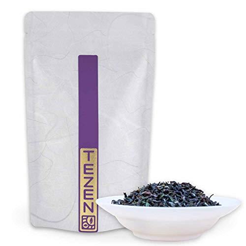 Schwarzer Tee aus Darjeeling: Darjeeling Maharani Hills (FTGFOP1 First Flush) | Hochwertiger Schwarztee aus Darjeeling, Indien (100g)