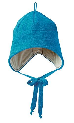 Disana 35302XX - Walk-Mütze Wolle blau, Size / Größe:S