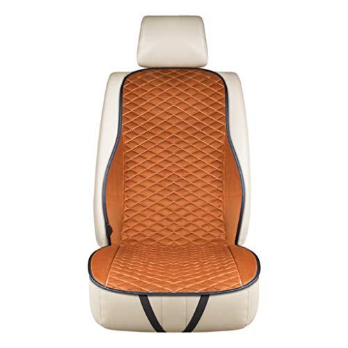 YU-SEAT 12V voorstoel, auto hot, heater temperatuurcontrolekussen voor de winter, warm met twee temperatuurniveaus