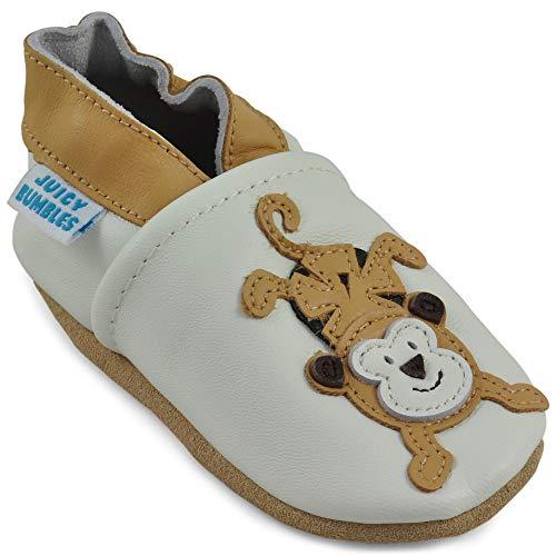 Zapatillas Bebe Niño - Zapato Bebe Niño - Zapatos Bebes - Calzados Bebe Niño - Chimpancé - 6-12 Meses