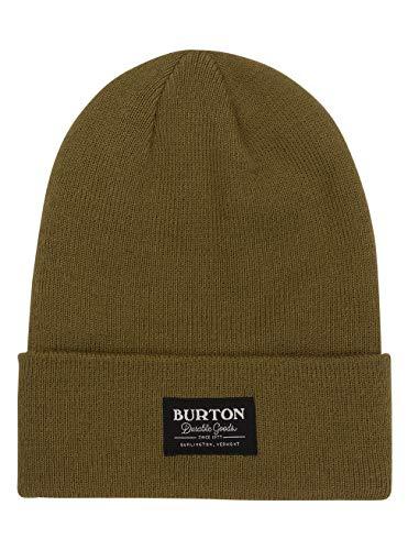 Burton Herren Kactusbunch Tall Mütze, Martini Olive, 1SZ
