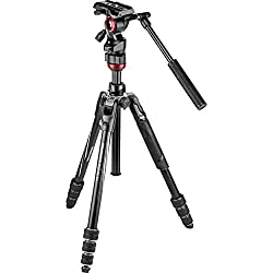 Manfrotto MVKBFRT-Live Befree Live Video Tripod