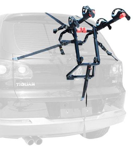 Allen Sports Premier 2-Bike Trunk Rack, Model S102, Black
