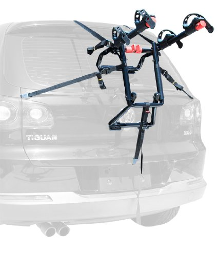 Allen Sports Premier 2-Bike Trunk Rack, Model S102