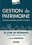 Gestion de patrimoine - 2019-2020 - Stratégies juridiques, fiscales et sociales