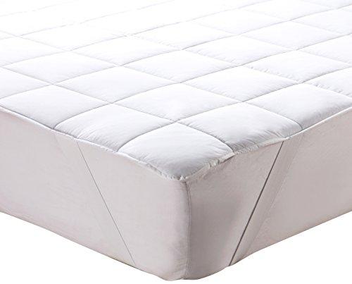 Inovatex Queen, White Pur Luxe Waterproof Mattress Pad