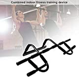 Snellente fitness semplici barre parallele di rimessa in forma del materiale professionale per trazioni e body palestra multi-formazione per allenamento multistazioni