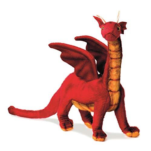 HANSA Baby Dragon Plush, Red