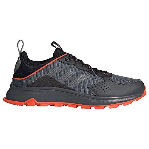 adidas Response Trail, Zapatillas Hombre, GRISEI/GRIPAL/NEGBÁS, 44 EU