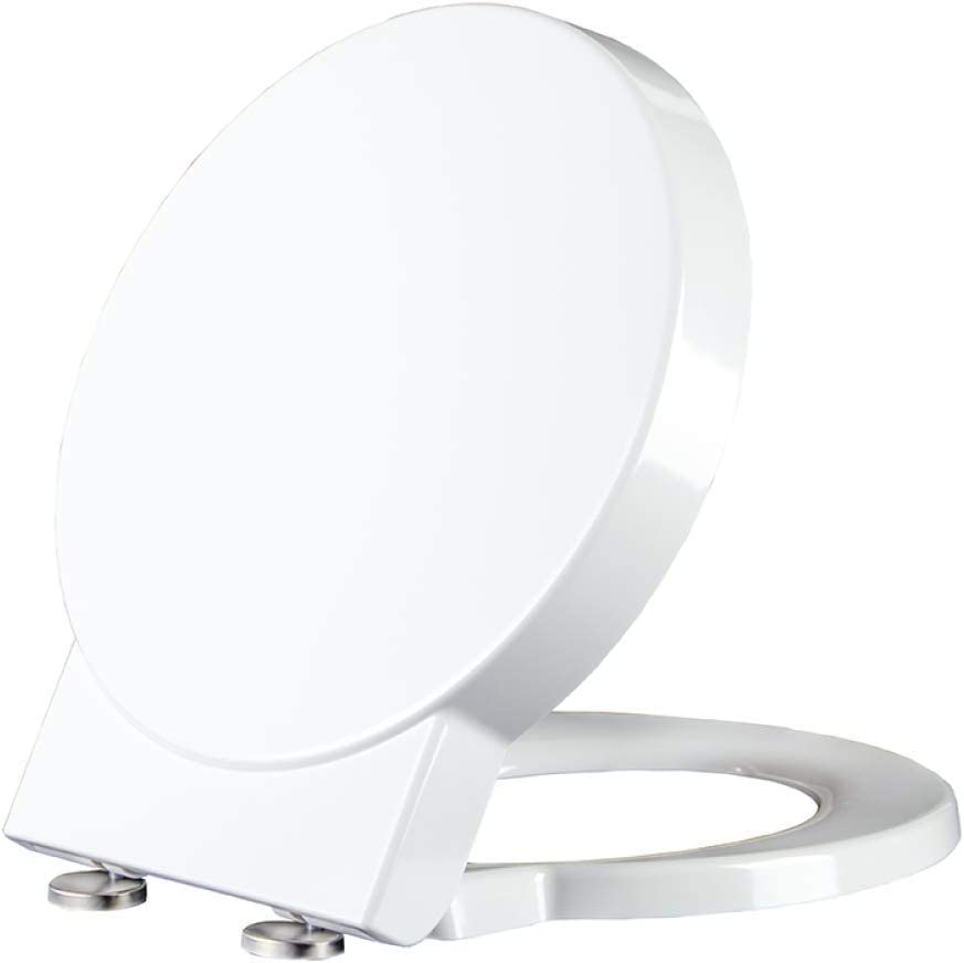 Lxrzls Stable Hinges, Toilet Max Regular discount 62% OFF Seat ,Always Never S Fits