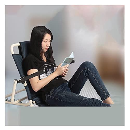 GHHZZQ Dossier de Lit Portable Ajustable Cadre de Soutien Chaise de Repos À Dossier Assis pour Domicile Hôpital Dortoir Soulager La Fatigue du Dos