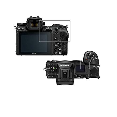 【2枚セット】Nikon Z 7II 用【抗菌・抗ウイルス・防指紋】液晶保護フィルム