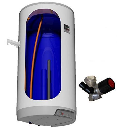 Elektrospeicher Boiler Warmwasserspeicher WANDHÄNGEND Heizleistung 2 kW verschleißfreier Keramikheizstab in den Größen 80 100 125 160 180 200 L Liter
