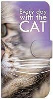 mitas iPhone8 ケース 手帳型 ネコ 猫 D (249) SC-0226-D/iPhone8