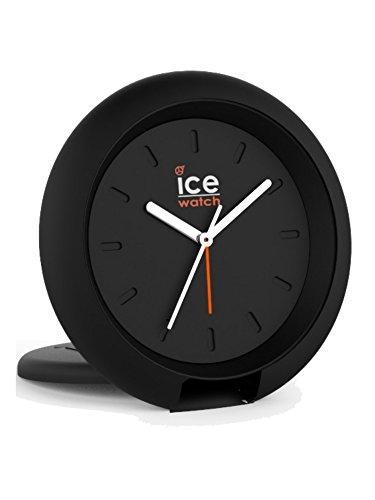 Ice Watch Uhr Ice Travel Clock Analog Alarm Licht Unisex Kunststoff Schwarz 015191