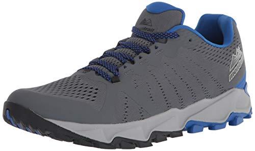 Columbia Trans ALPS F.K.T. III, Zapatillas para Carreras de montaa Hombre, Grafito Azul Cobalto, 40.5 EU