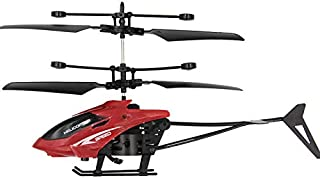 NLGToy Remote Control Helicopter RC Helicopter Channels Alloy Mini Helicopter Micro RC Helicopter Toy for Kids & Adult Indoor,Aircraft Flashing Light Toys