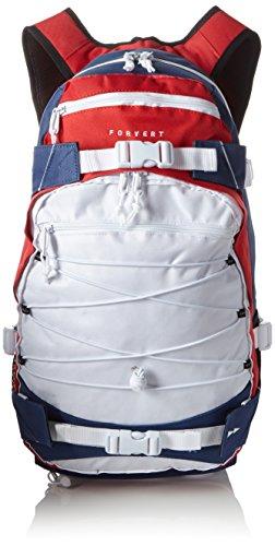 Forvert 880229 Backpack Ice Louis, Sac à Dos Multicolore, 50,5 x 26,5 x 12 cm, 19,5 litres