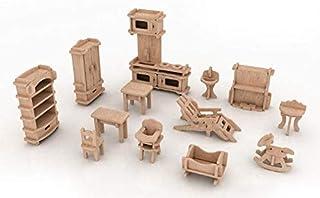 Doll House Furniture Set 02