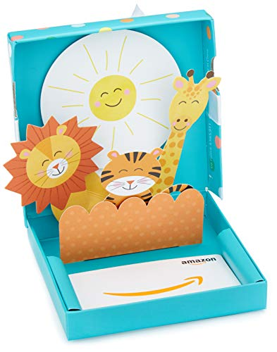 small Amazon.com Toddler Welcome Gift Box