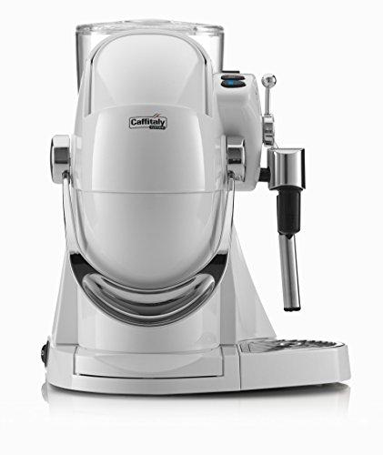 Caffitaly Macchina da caffè Nautilus S11HS System (crem White)