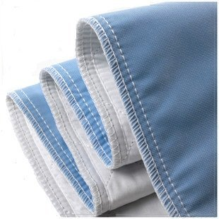 2 pack - Underpad - Reusable, Machine Wash & Dry, Waterproof, Extra-absorbent for Adults and Children (34