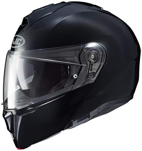 HJC i90 Modular Motorcycle Helmet Black X-Large