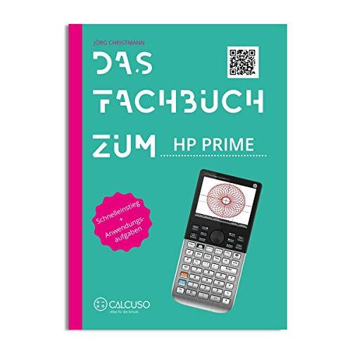 CALCUSO Fachbuch kompatibel mit HP Prime