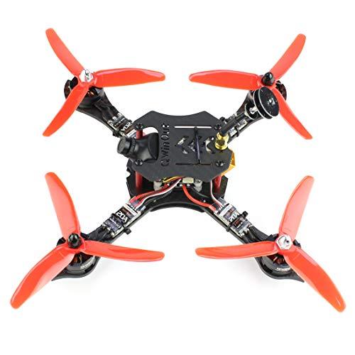 QWinOut 210mm RC Quadcopter Racer FPV Racing Drone ARF w/ 2300KV Motor 700TVL Camera F4 Pro(V2) Flight Controller