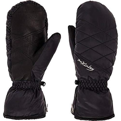 McKINLEY Damen Maurelie II Handschuhe, Black Night, 8